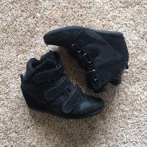 Bucco wedge sneakers